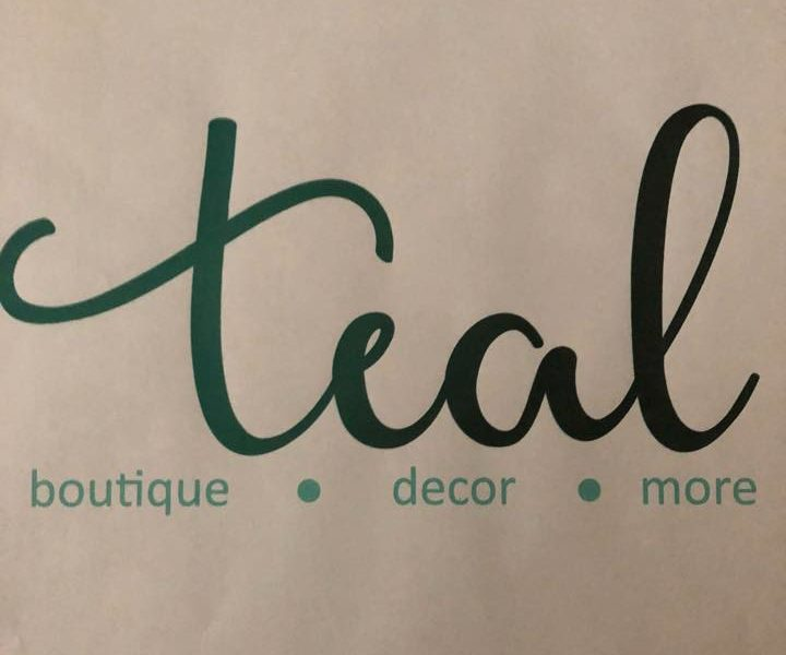 Teal Couture