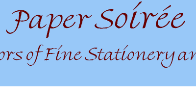 Paper Soiree Lake Oconee